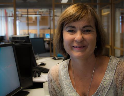 «GAMLE OPPGAVER»: Inger Johanne Solli har vært redaksjonell leder for NRK i mange år. Nå gir hun fra seg oppgavene.