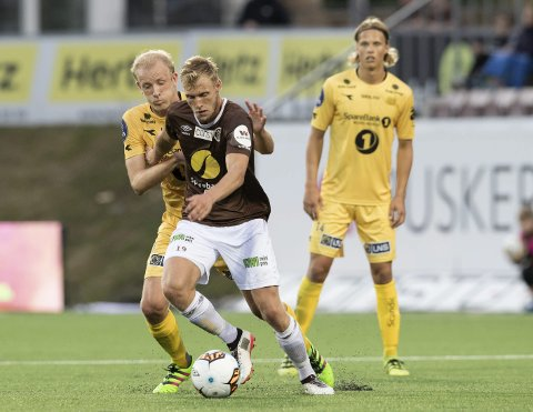 Ny klubb: Lindseth håper å ta nye steg i Sarpsborg 08.