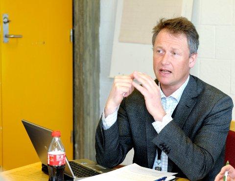 TABLETTER: Rana kommune har mottatt 12.800 jodtabletter, opplyser rådmann Robert Pettersen.