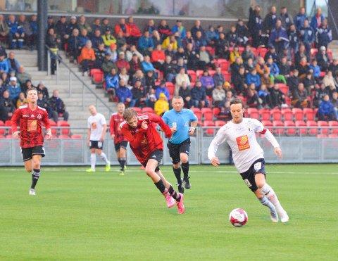 Kim André Råde og Rana FK kan bli et 3. divisjonslag uten å måtte spille kvalifisering.