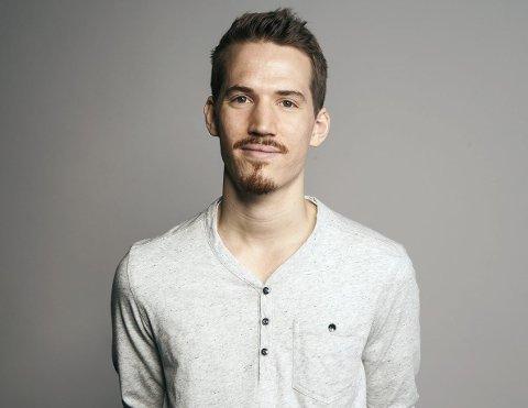 I reklamebyrået Sid Lee i New York jobber André Gidoin (28) fra Nittedal med klienter som Apple, Facebook og Absolut Vodka.