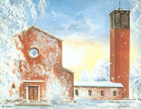 Lillestrøm kirke