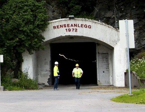 NRA: Hovedrenseanlegget ved Nedre Romerike Avløpsselskap på Strømmen ble bygget i 1997/98. NRA renser avløpsvann fra eierkommunene Lørenskog, Rælingen, Skedsmo og Nittedal (fra 2017) før det slippes ut i Nitelva.