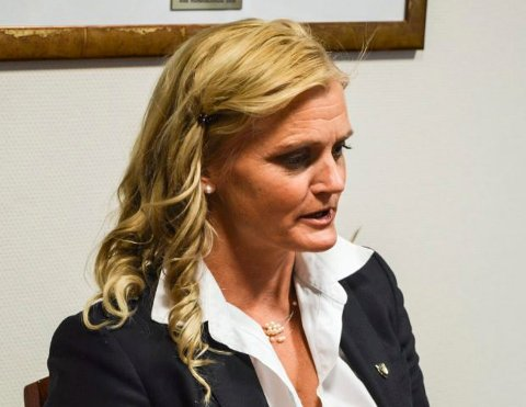 OPPSAGT: Kommuneadvokat Miriam Schei mottok oppsigelsen tirsdag.