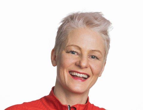TAKKET JA: Gabrielle Bjørnstad-Northern fra Hærland er konstituert som generalsekretær i Norges Triatlonforbund fra 1. januar til 31. desember 2020.