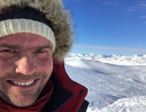 Marius Holm (45) tar med seg sitt klimaengasjement inn i ny toppjobb i Vy.