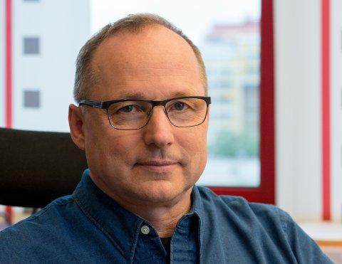 HEMMELIG: Styreleder i NIA, Knut A. Øygard sier de ikke vil offentliggjøre søkerlista til direktørstillingen ved NIA.