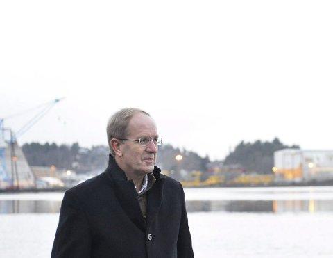 SVARER: Satsingen på unge artister gjør at Færderfestivalen er klart innenfor kulturelle formål fylkeskommunen må kunne støtte, mener Tønsberg-ordfører Petter Berg (H)