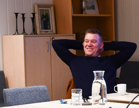 Birger Bakken (Ap) har fått svar på korona-testen.