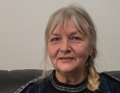 INNTILVIDERE:Vivi Ann Eriksen er leder i interimstyret i Nittedal helselag, men har sagt fra at hun blant annet på grunn av mye reising ikke vil ta på seg vervet permanent.