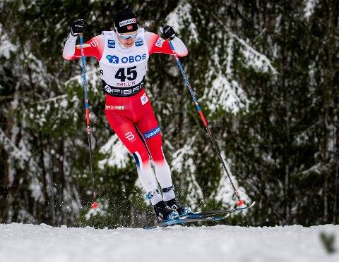 Sjur Røthe ble nummer tre i verdenscupen sammenlagt.