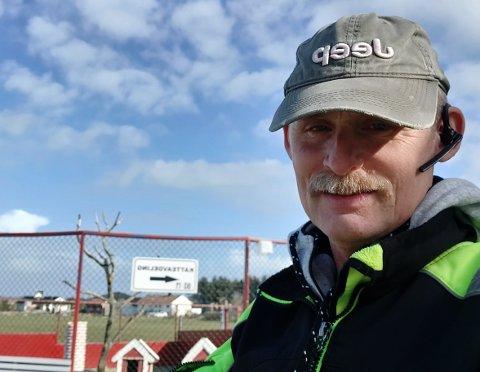 Dyrepensjonat: Bjørn Egil Nygård merker at folks reiseaktivitet har blitt betydelig mindre etter retningslinjer i forbindelse med koronakrisen.