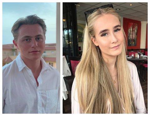 Casper Ask og Henriette Nyberg er bussjefer  - og sier klart fra om russens holdning til fest.