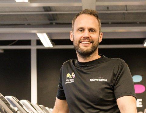 NY JOBB: Håvard Røneid trekker seg ut av Puls og skal starte i ny jobb hjå NAV etter nyttår. – No var tida inne for å gjere noko anna, seier han.