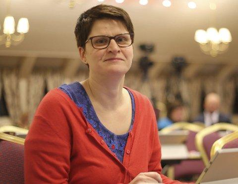 Forslag: Marianne Dobak Kvensjø vil styrke lokale ungdomsbedrifter ved fylkestinget i februar.