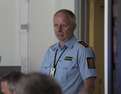 Lensmann i Hardanger, Terje Kvalvik.