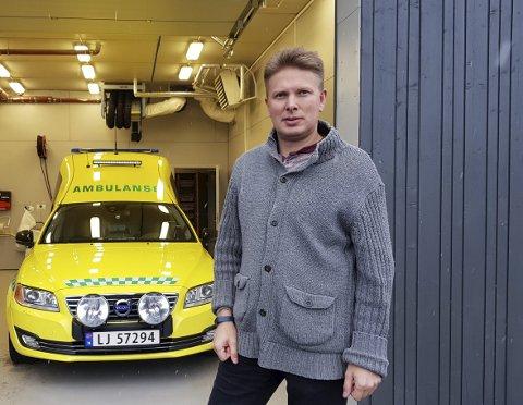 Endret: Harald Lie, ordfører i Hattfjelldal, mener forutsetningene for den nye ambulanseplanen har endret seg på flere områder og at det ikke finnes en detaljert implementeringsplan som kan fungere. Foto: Privat