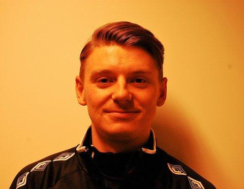 Carl Oscar Moe Borgersrud scoret to mål for Søndre mot Holter og er oppe i fire nettkjenninger så langt i sesongen. Arkivfoto: Øivind Eriksen
