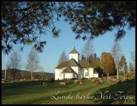 Lunde Kirke Vest-Torpa