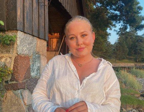 STUDENT: Selma Heggestad Bye er opprinnelig fra Nøtterøy, men flyttet til Oslo for å studere.