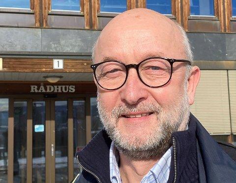 TAKKET JA: Pål Steiran har takket ja til tilbudet om å bli ny kommuneoverlege i Modum, Sigdal og Krødsherad.
