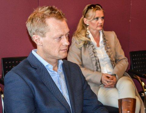 NY VRI: Med ekstern kompetanse og annet fokus håper fungerende rådmann Øyvind Wøllo at kommunen skal lykkes i å få satt sluttstrek for prosessen med å få kommuneadvokat og varsler Miriam Schei tilbake i en normalsituasjon.