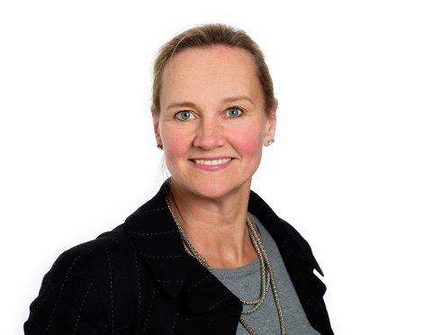 Å redusere vårt klimaavtrykk er en prioritert oppgave for Statnett som utbygger, sier Elisabeth Vike Vardheim, konserndirektør bygg og anlegg i Statnett