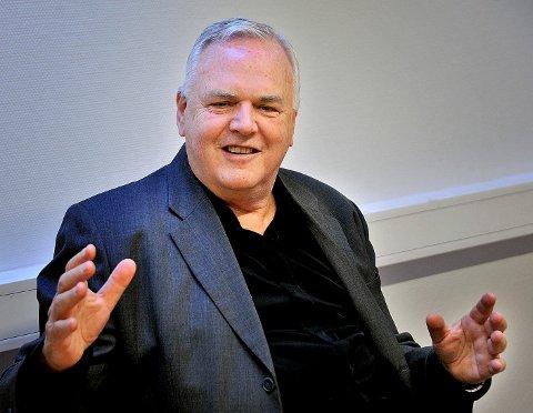 NY JOBB: Espen Feilberg Jacobsen har kommet hjem og skal endelig jobbe som prest i Sarpsborg.