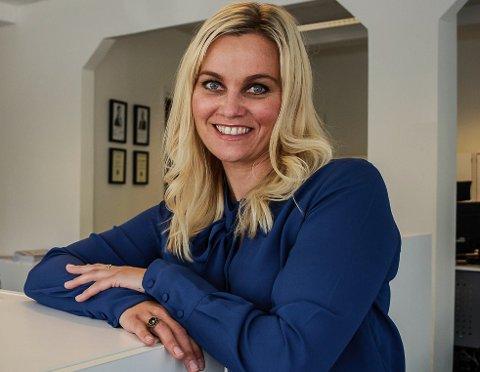 SKIFTER BEITE: Etter to år som Notar-megler  har Laila Bergh Andersen valgt overgang til Remax og Meglerhuset Borg.