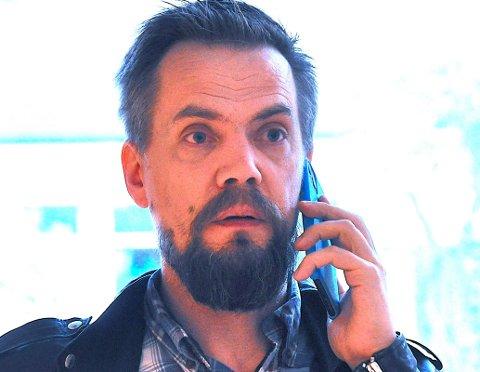 KOMMUNEOVERLEGEN: Bjarte Sørensen kan bekrefte at det er muter virus som ble påvist i Hjelmeland på fredag.