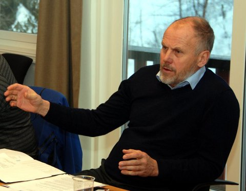 Nytt forum: Ordførar Eivind Brenna har tru på eit eige forum for hyttekommunar.