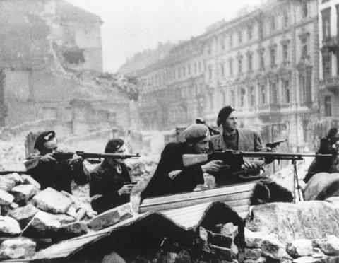 WARZAVAOPPSTANDEN: Befolkningen gikk til væpnet opprør mot den tyske okkupasjonen i 63 dager, og oppstanden er fortsatt en viktig del av byidentiteten.
