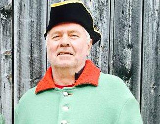 Gunnar Beg får Røros kommunes frivillighetspris.