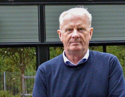 Magne Nærum (Arkivbilde tatt i 2014).