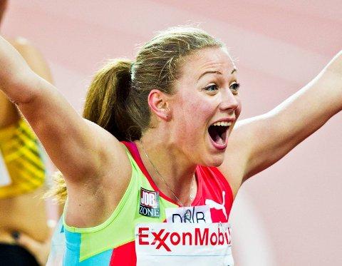 Isabelle Pedersen.
