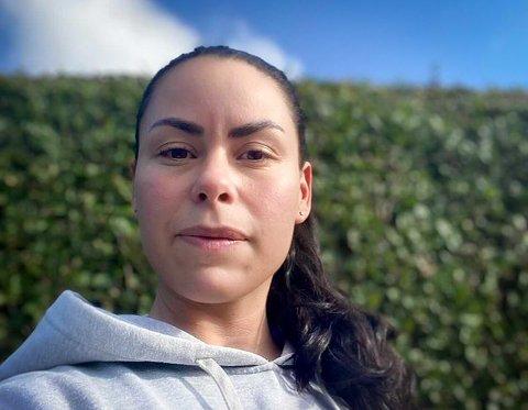 Yoga: Fillipa Alexandra Bruun er klar for å støtte opp om Ønsketransporten og håper flest mulig blir med henne til yogastudioet på Bryne.