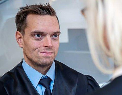 GOD GRUNN: – Vi kan ikke låse inne et menneske uten grunnlag for det, sier påtalejurist John Ivar Johansen i Sør-Øst politidistrikt.