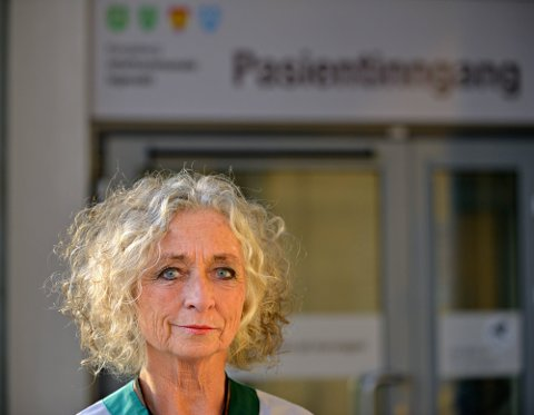 Susanne Kjær er sjef for Legevakten i Drammen.
