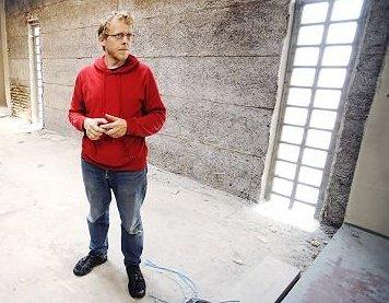 Tok opp skjevhet: Jonas Qvale tok opp bevilgninger han fant ut kunne fremstå som skjeve. Han fikk støtte i kulturutvalget.