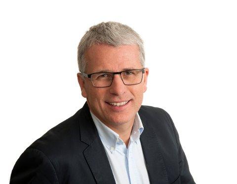 Nav-direktør i Innlandet, Bjørn Lien.