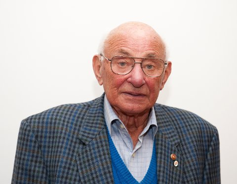ENGASJERT MANN: Pensjonistpartiets leder, Odd A. Sæthre, gikk bort 11. januar.
