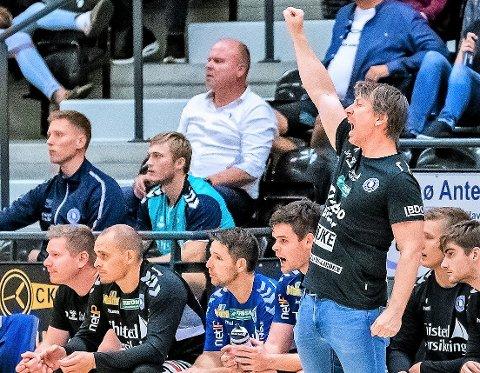 BYTTER KLUBB?: Ifølge det svenske avisa Aftonbladet er haldenser Jonas Wille høyaktuell som ny hovedtrener for toppklubben IFK Kristianstad.