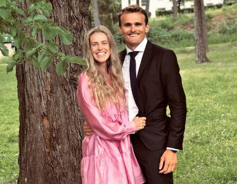 SNART BRYLLUP: I august, etter OL, gifter Lars Magne Ullvang seg med kjæresten May Iren Sundsli.