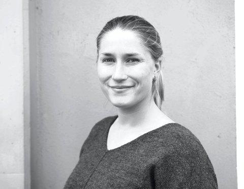 Linn Christoffersen har vært journalist i Jarlsberg siden i sommer.