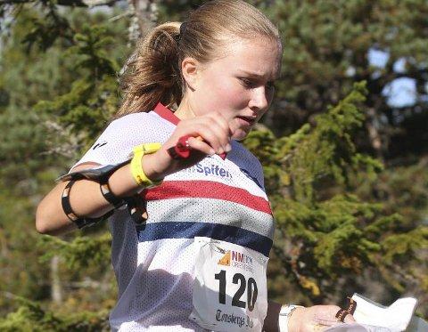 PÅ VEI TILBAKE: Åsne Haavengen har på ingen måte fått trent og løpt som ønsket det siste året men er i gang igjen og er av landets fremste.