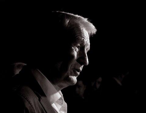 TIL KONGSBERG KRIM: Thorbjørn Jagland skal holde foredrag, litt på siden av krim-konseptet.