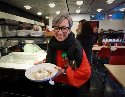 KAN VIE: Ordfører Hanne Tollerud (Ap) i Moss får vigselsrett fra nyttår.