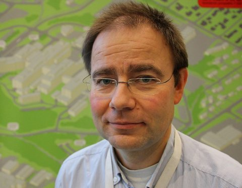 Helge Hartvigsen, Tromsø kommune, svarer på spørsmål om hvordan takseringen foregår.