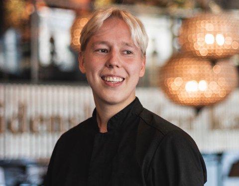 IDOL: Eskil Larsen er topp 50 i Idol i Sverige. Torsdag får man vite om han går til finalerundene i Globen i Stockholm.