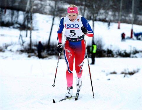 BRA RESULTAT: Magni Smedås kom på 8. plass i verdenscupen i Davos. Arkivfoto: Terje Pedersen / NTB scanpix